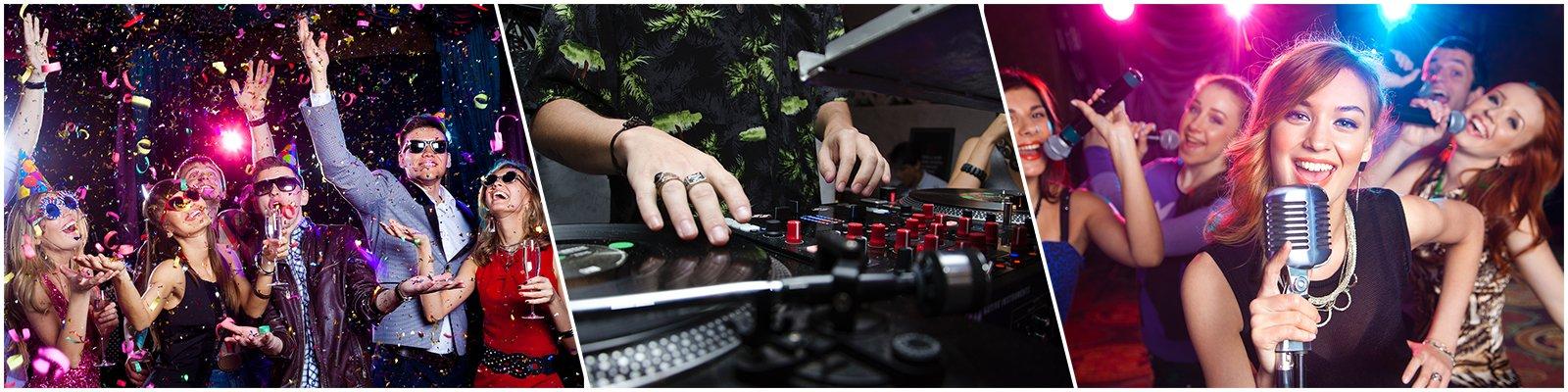 Musica per eventi e per feste private Dario Marra DJ